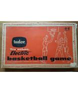VINTAGE TUDOR 1960 TRU ACTION ELECTRIC BASKETBALL GAME **NEAR PRISTINE!!!** - $96.45