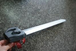 Reborn! Superbia Squalo Weapon Artificial Arm Sword Cosplay Replica Prop Buy - $145.00