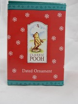 Midwest of Cannon Falls 1997 Pooh & Piglet Dated Ornament - $12.99