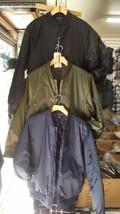 Flight Piolet Casual Airman long sleeve jacket coat Blue Fashion Jacket ... - $35.00