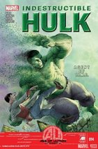 Indestructible Hulk #14 [Comic] Mark Waid and Matteo Scalera - $9.85