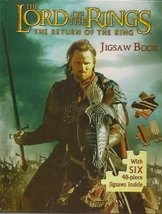 The Lord of the Rings - The Return of the King Jigsaw Book (With Six 48-Piece Ji - $25.69