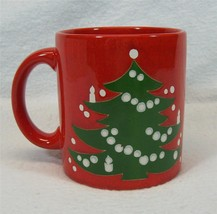 Waechtersbach W. Germany Red Coffee Cup Mug Chr... - $12.73