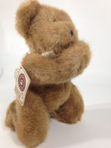 Boyds Archive Collection Praying HOPE Bear Plush Brown Stuffed Animal Te... - $18.99
