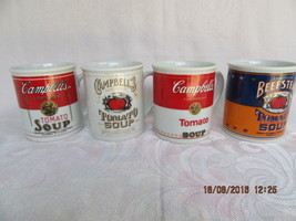 CAMPBELL'S SOUP COMPANY 125TH ANNIVERSARY SOUP ... - $35.00