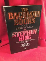 The Bachman Books : Four Early Novels by Stephen King (1985, Paperback) ... - $83.30