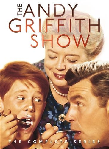 Andy Griffith Show: The Complete Series (DVD Box Set) New Classic TV Comedy Show