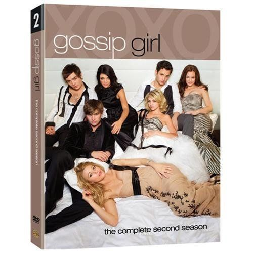 Gossip Girl - The Complete Second Season 2 DVD, 2009, 7-Disc Set) New TV Series