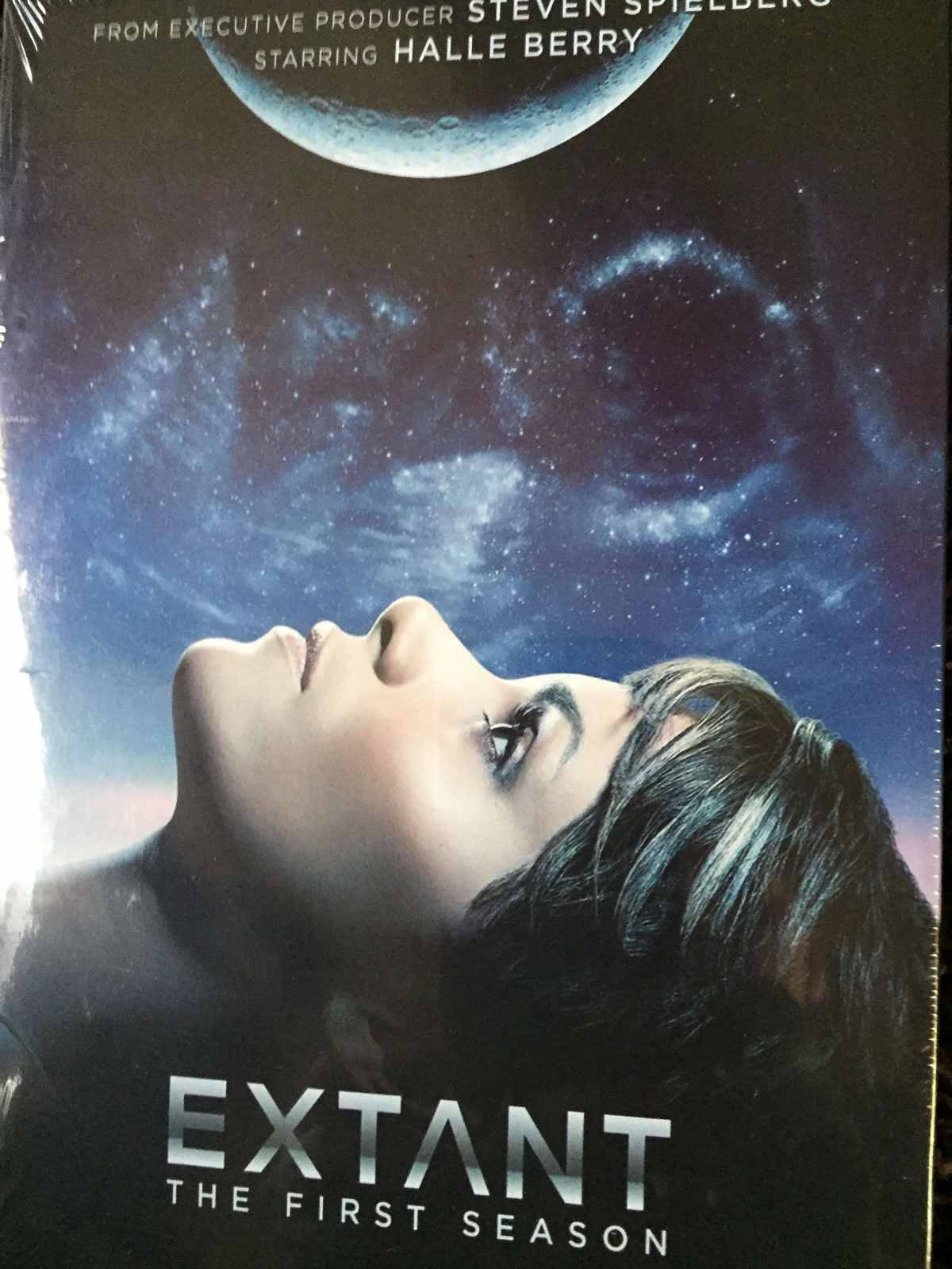 Extant: The Complete First Season 1 (DVD, 2014, 4-Disc Set) New TV Series