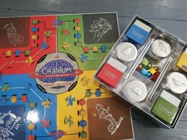 CRANIUM Primo Edition 2002 Game For Your Whole Brain Family - $10.86