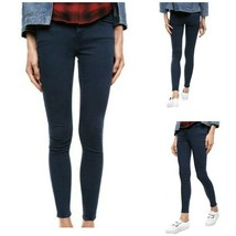 Levi's Woman 710 Super Skinny Jeans Size W24 x L30 Color Blue Bounty - $19.99
