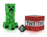 Jazwares Minecraft Core Creeper with Accessory