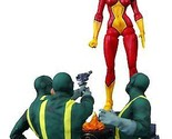 Diamond Select Toys Marvel Spider-Woman Action Figure