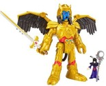 Fisher-Price Imaginext Power Rangers Goldar and Rita NEW - Sword Fighting Motion
