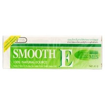 Smooth E Skin Care Cream Vitamin E & Aloe Vera 40g - $15.55