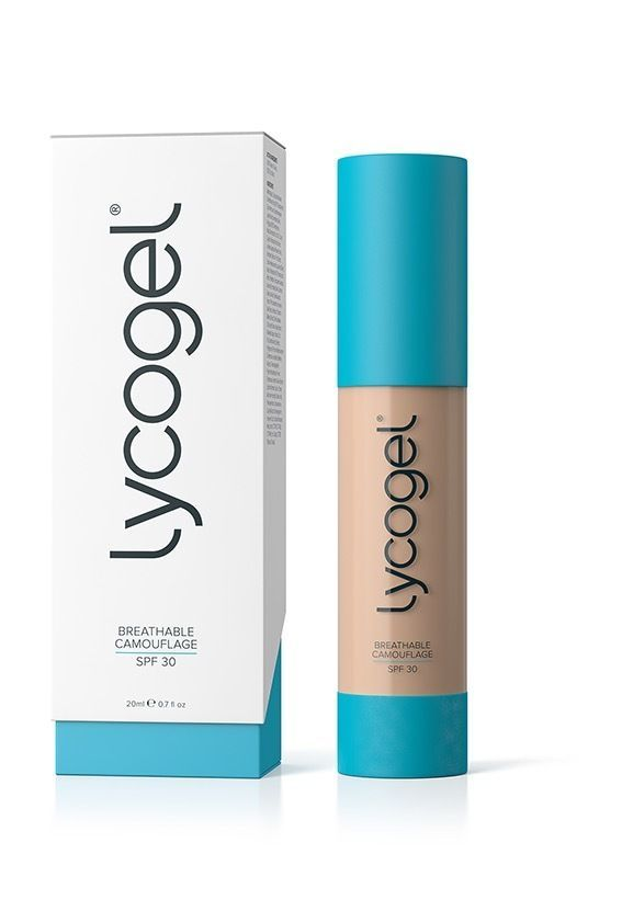 Primary image for Lycogel Breathable Camouflage Foundation SPF30 - IVORY