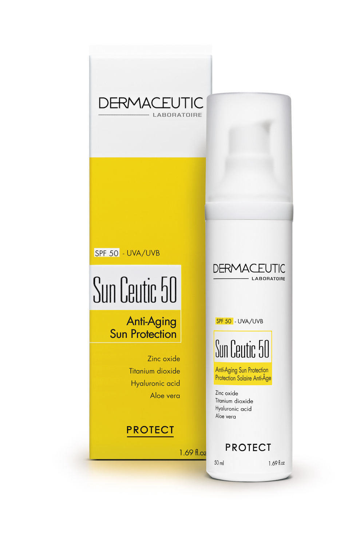 Dermaceutic Sun Ceutic Anti Aging And 39 Similar Items Mizon Skin Power Original First Essence 210ml Protection Spf50