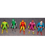 Vintage 1984 Marvel Secret Wars Figures & DC Su... - $42.99