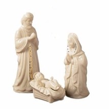 Lenox China Jewels Nativity Holy Family Figurin... - $134.64