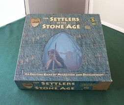 Catan The Settlers Of The Stone Age Mayfair Games Comp VGC - $22.00