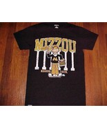 Jansport 2010 NCAA Missouri Tigers College Student Mort Walker Black T-s... - $21.77