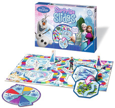 Disney Frozen Surprise Slides Game  - $17.99