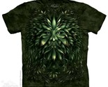 MEN'S T-SHIRT HIGH KING STONEWASHED MULTICOLOR GRAPHIC TEE SIZE LARGE