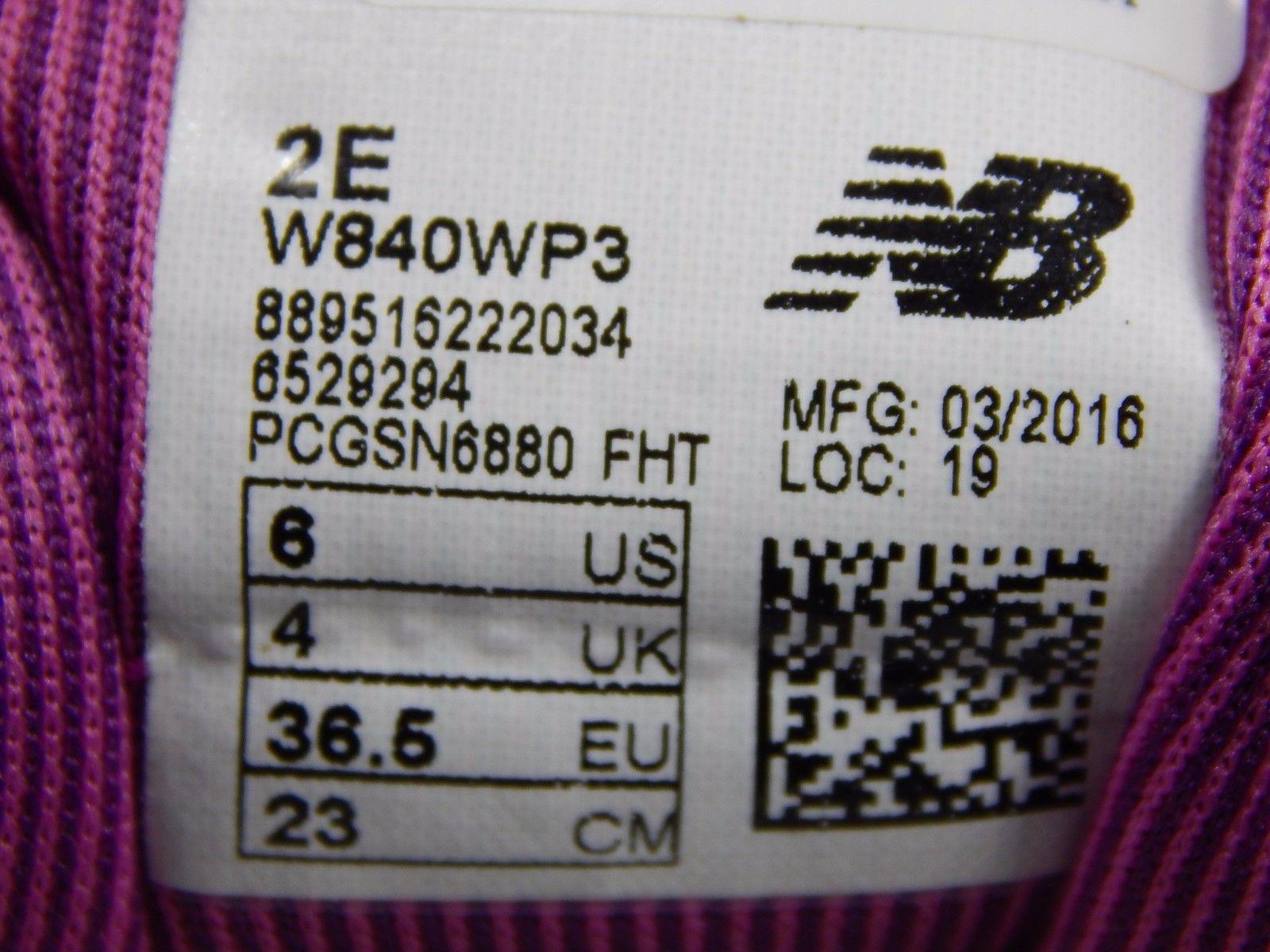 MISMATCH New Balance 840 v3 Women's Shoes Size 5 D WIDE Left & 6 2E WIDE Right