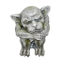 Ashes The Gray Small Medieval Guardian Decorative Gargoyle Statue - €40,76 EUR