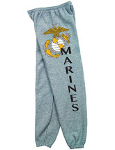 US Marines Military Branch Sweatpants - Armed F... - $24.98