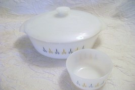 Anchor Hocking Candleglow Casserole & Custard Bowl - $14.00
