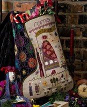 Roma's Stocking christmas cross stitch chart Shepherd's Bush - $9.00