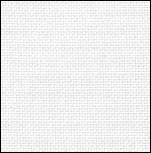 3659 28ct white silver opalescent