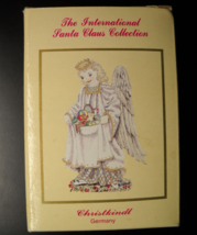 International Santa Claus 1992 Christkindl Germany Original Presentation... - $7.99