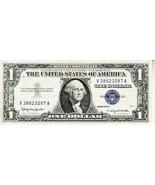 SERIES 1957  B        ONE DOLLAR SILVER CERTIFI... - $1.98