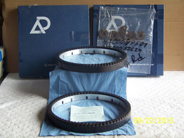 2 ABWood Asahi Diamond/CBN Grinding Wheel 10370384 / Spacers - $742.50