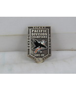 San Jose Sharks Pin (Retro) - 2002 2003 Season Ticket Holder - Peter David - $19.00
