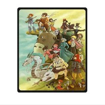 """great Characters Disney Movie blanket large throw 58"""" x 80"""" warm mat - $60.69 CAD"""