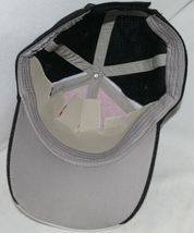 Augusta Sportswear Six Panel Red Black White Hook Loop Adjustable 6290 Adult image 5