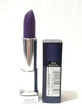 Maybelline Color Sensational Mattes Matte Finish Lipstick # 830 Violet V... - $4.90
