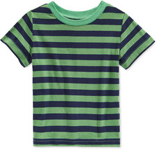First Impressions Baby Boys' Stripe T-Shirt,Paradise Green, Size 3-6 Months - $8.99
