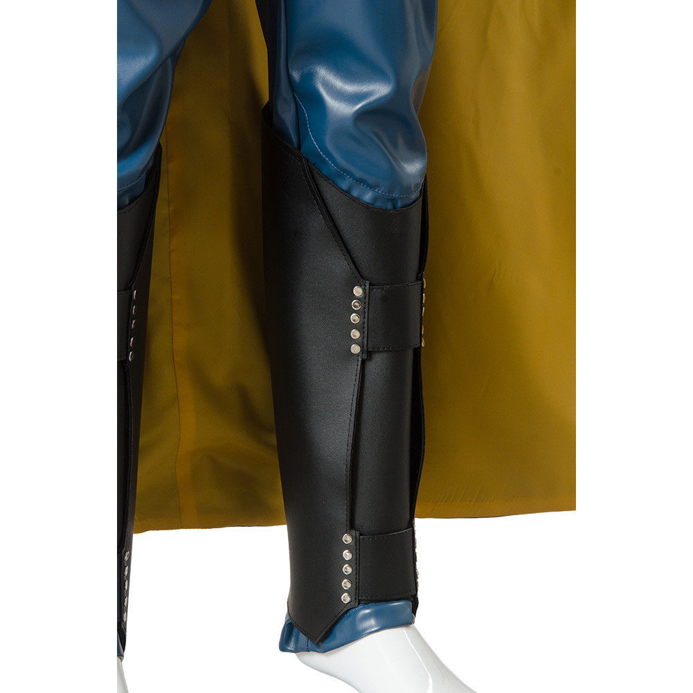 The Avengers Thor 3 Ragnarok Loki Tom Sakaar Suit Cape Cosplay Costume Outfit image 11