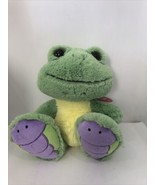 """Aurora Easter Item 10"""" Croakster Frog Dragonfly Plush Taddle Toes A8 - $11.95"""
