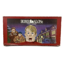 Home Alone The Game Board Game 1991 THQ Movie Vintage Retro *Box Damage* - $11.16