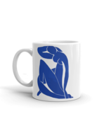 Henri Matisse Blue Nude 1952 Artwork Mug - $9.76+