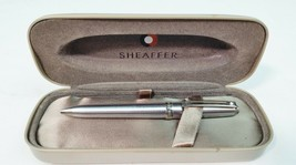 Vintage Sheaffer White Dot Classic Ink Pen With Case - $18.80