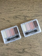 Covergirl Eye Enhancers Eyeshadow Palette Quad Blushing Nudes #284 - $12.73