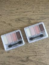 Covergirl Eye Enhancers Eyeshadow Palette Quad Blushing Nudes #284 - $12.73