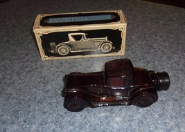 Brand New in Box Avon Sterling Six Vintage Car Decanter For Dog Rescue C... - $7.99