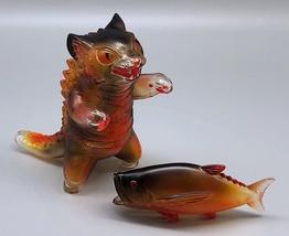 """Max Toy """"Burning"""" Negora w/ Fish Rare image 6"""